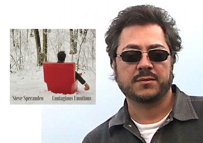 "Steve Sperandeo – ""Contagious Emotions"" – intimate storytelling that inebriates the senses"