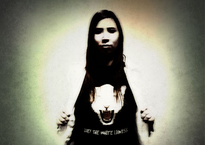 """Zoey The White Lioness – """"Annihilation"""" – beautiful and brutal!"""