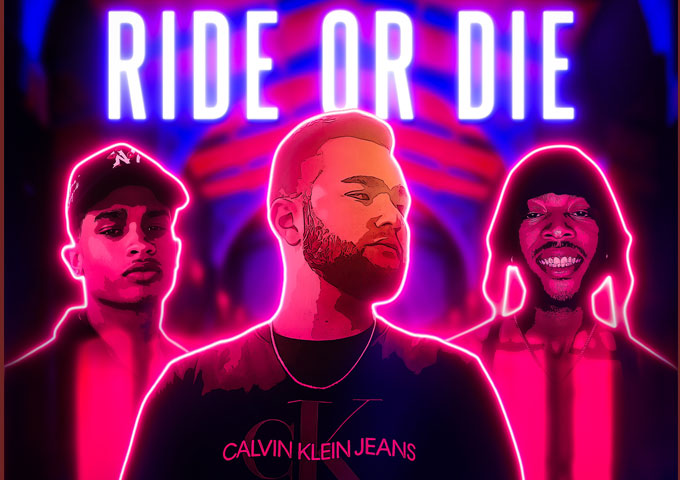 """LU – Ride or Die"""" ft. Omari Night and DazeOnEast – a surreal and identifiable tone!"""