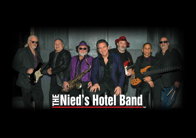 "The Nied's Hotel Band – ""Sacred Land"" makes a strong socio-cultural statement"