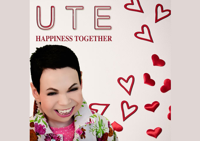 """Ute – """"Happiness Together"""" – thoughtfully sung beautiful music from a strong female singer"""