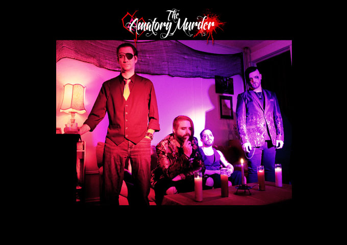 The Amatory Murder are proud to release 'Room 208​', the third single off their upcoming record 'Singularity Complex'