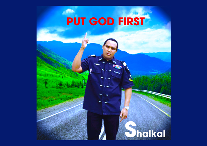 """Shalkal is banking his efforts on his latest single """"Put God First"""""""