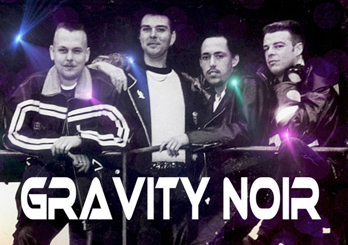 Gravity Noir – 'Future Days' is ready to majestically sweep across any dancefloor