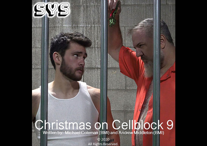 See Your Shadow Songwriting – 'Christmas on Cellblock 9' – a funny tune to take the edge off