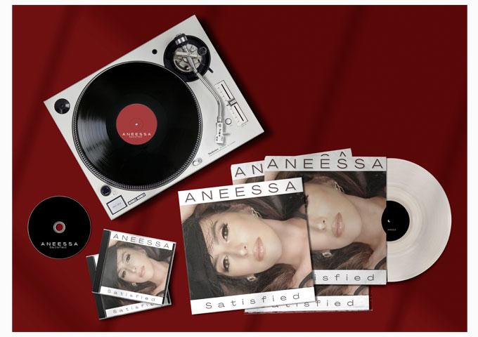 "Aneessa – ""Satisfied"" reaches intoxicating tones!"