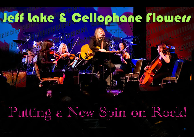 """Penny Lane"" – Jeff Lake & Cellophane Flowers put a new classical spin on the music of The Beatles"