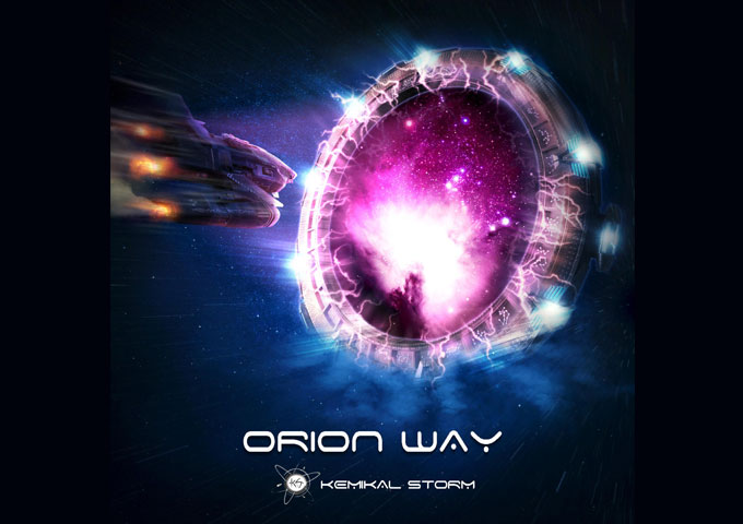 "Kemikal Storm – ""Orion Way"" comes together to create a most immersive listening experience"
