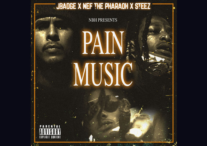 "JBadge, Steez & Nef The Pharaoh – ""Pain Music"" crafts a harmonious dichotomy"
