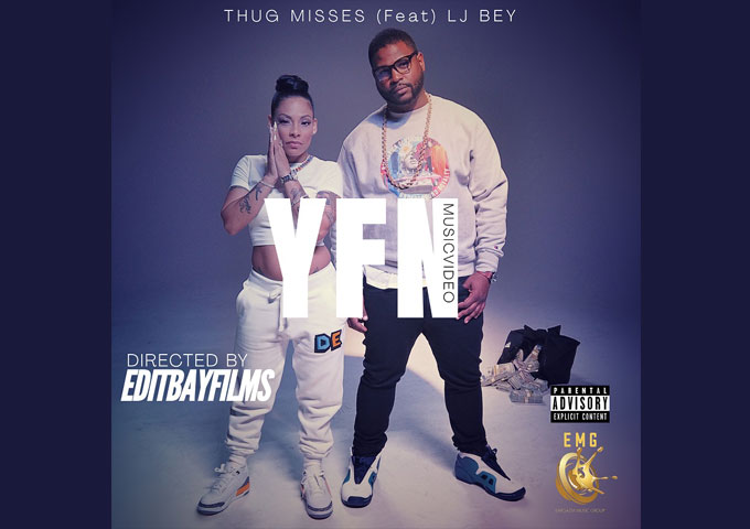 "Veteran Bay Area Rapper Thug Misses Joins Forces with Eargazm Music Group for New Track ""YFN"""