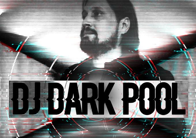 """DJ Dark Pool – """"I'm Broke"""" – diversely shimmering structures of the same basic architectural design"""
