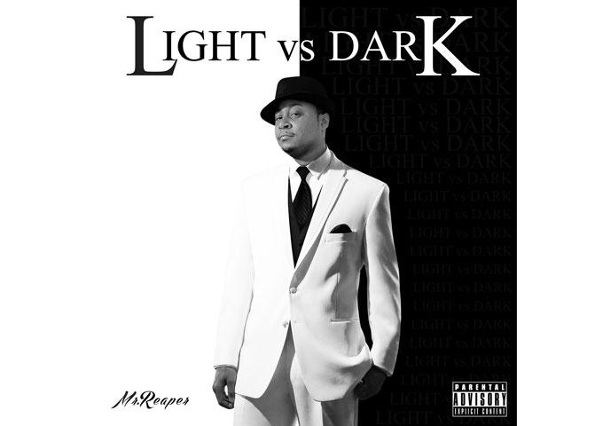 "Mr.Reaper – ""Light vs Dark"" – Lyrically and poetically he is in full bloom here"