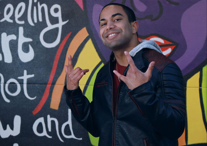 Multiracial Christian Hip Hop Artist Juel Anthony Releases 'Live and Direct'
