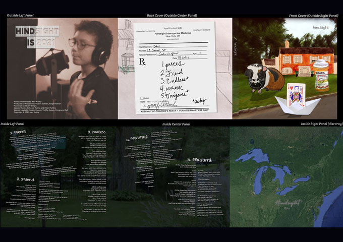 Zalex – 'Hindsight' – an exceptional recording