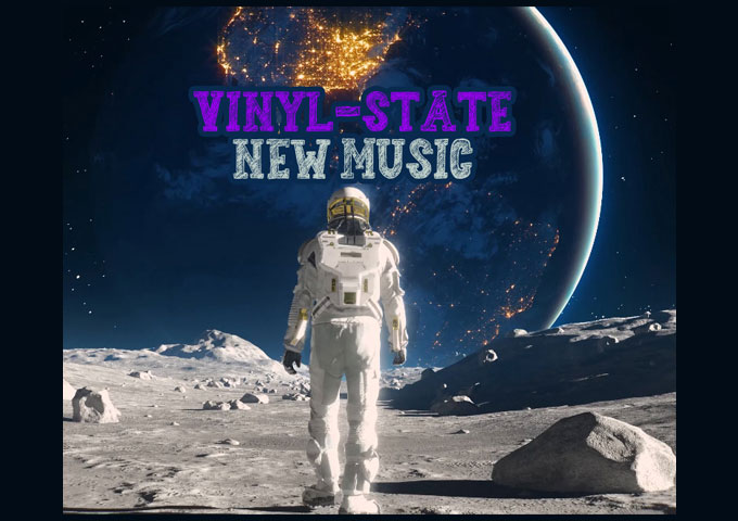 """Vinyl-State – """"Locked Potential"""" – is as ambitious as it is combustive!"""