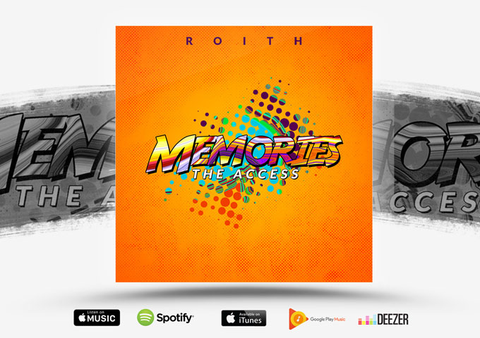 """Dominic Roith – """"Memories The Access"""" – a magic carpet ride through a whirlpool of emotions, sounds and rhythms"""
