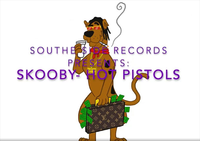 """Skooby – """"Hot Pistols"""" shows a sparkling wit in the lyric sheet!"""