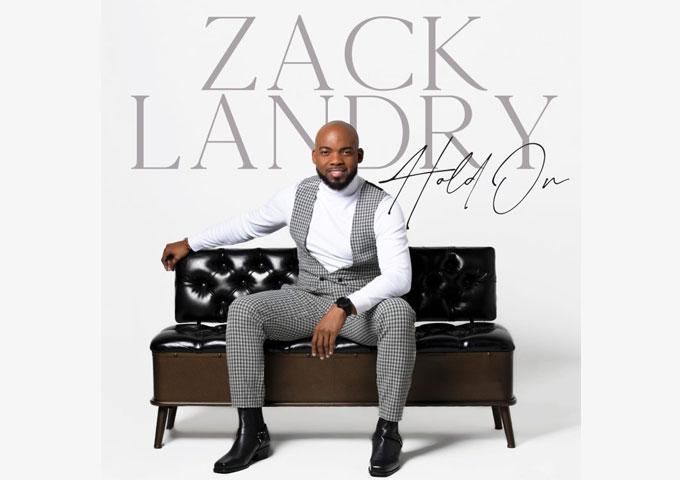 "Zack Landry – ""HoldOn"" – sincere, passionate worship-leading!"