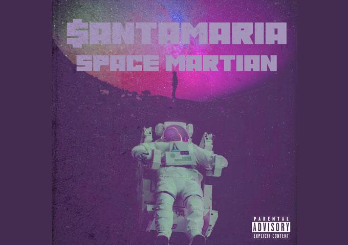 "$antamaria – ""Space Martian"" goes beyond the boundaries of its genre!"