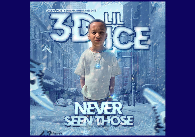 9-Year-Old Rapper, 3D Lit Ice Releases Debut Studio Single