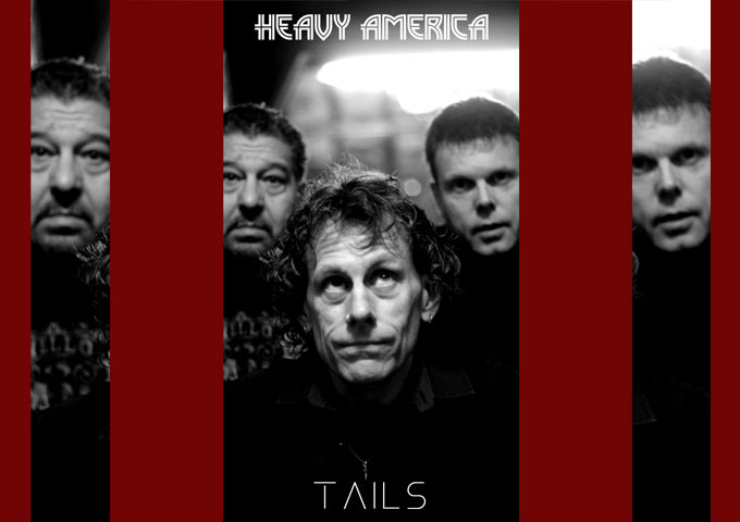 """Heavy AmericA – """"Tails"""" – a confident, expansive and dynamic record that stomps and struts"""