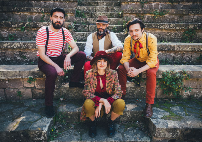 The Colour Fools bring beautiful timbres and textures, and rousing moments of groove