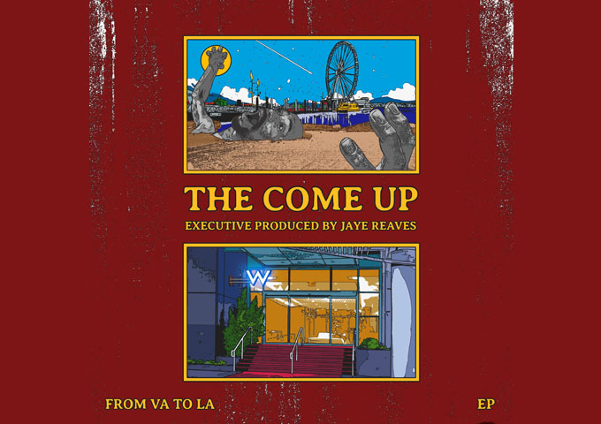 Jaye Reaves 'The Come Up' – six years in the making