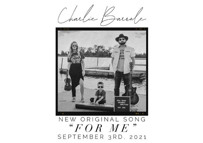 "Charlie Barrale – ""For Me"" make a well-trodden idea like sentimental love seem wholly original and revelatory"