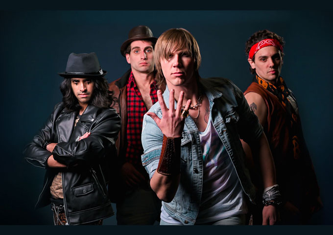 """Lÿnx – """"Long Live Rock n' Roll"""" is the real deal!"""