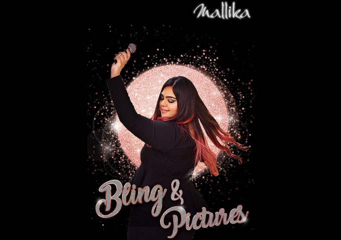 """Mallika Mehta – """"Bling & Pictures"""" – a super distinctive voice that stands out as soon as you hear it!"""