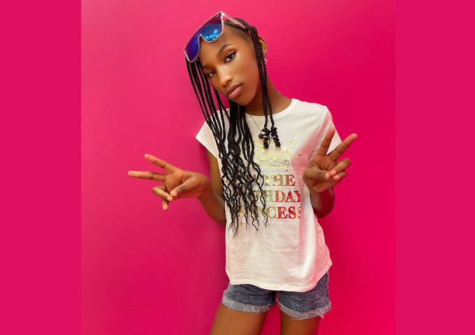 Superstar Girl a rising kid in the world of the Hip Hop